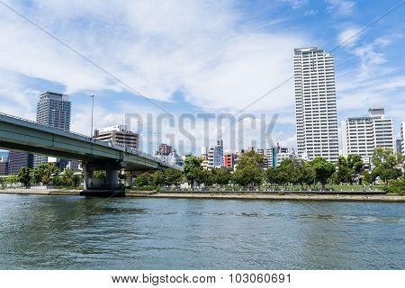 Osaka Nakanoshima, Japan