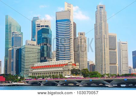 Business Architecture, Singapore