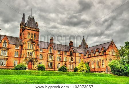 Methodist College In Belfast - Northern Ireland