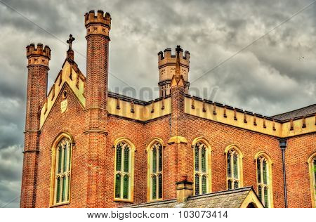 Saint Malachy Church In Belfast - Northern Ireland