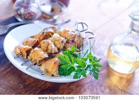 Kebab From Mollusk
