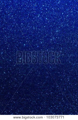 blue glitter shiny background