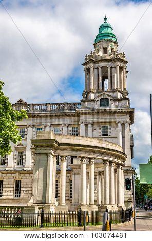 Belfast City Hall - Northern Ireland, United Kingdom
