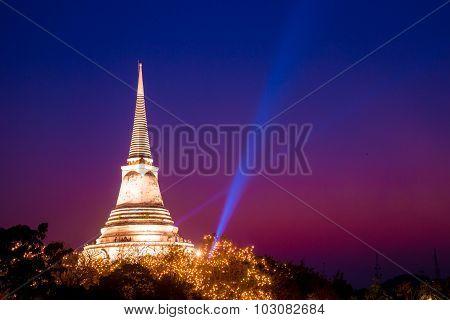 Phra Nakhon Khiri Historical Park, Phetchaburi Province, Thailand