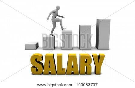 Increase Your Salary or Business Process as Concept