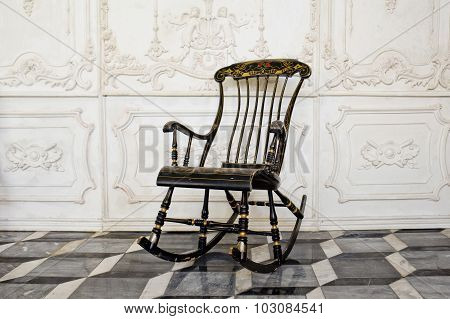 Ancient Rocking Chair