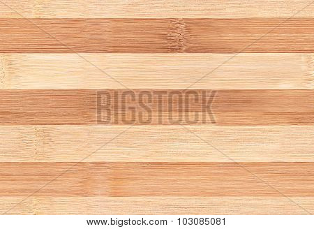 Seamless Background Texture Of Bamboo Board