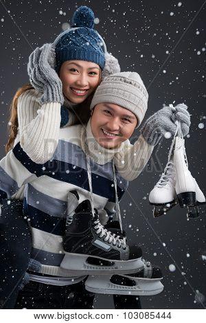 Cheerful Skating