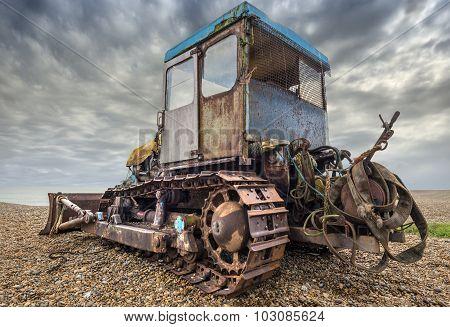 Beach Bulldozer