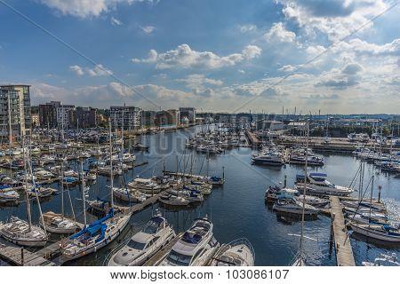 Ipswich Harbour
