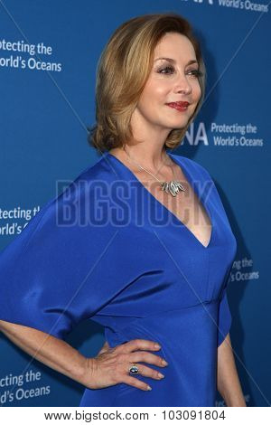LOS ANGELES - SEP 28:  Sharon Lawrence at the
