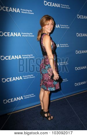 LOS ANGELES - SEP 28:  Sasha Alexander at the