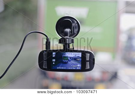 Video Car Recorder....