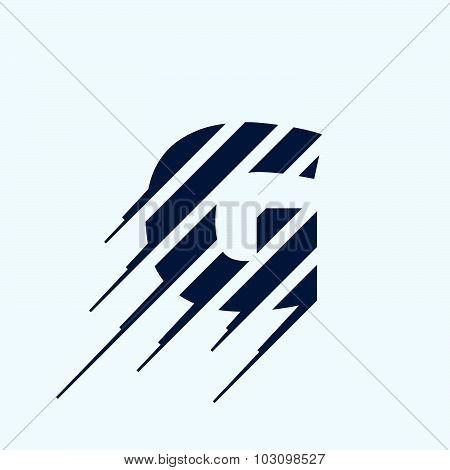 G Letter Logo Design Template.