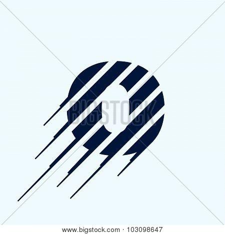 O Letter Logo Design Template.