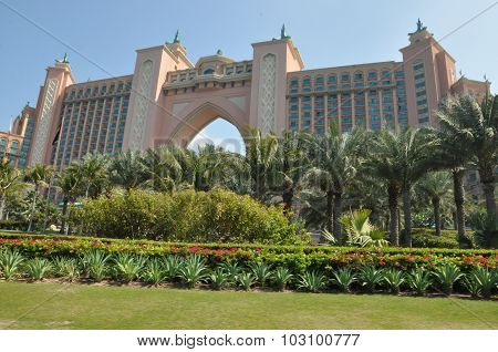 Atlantis The Palm in Dubai, UAE
