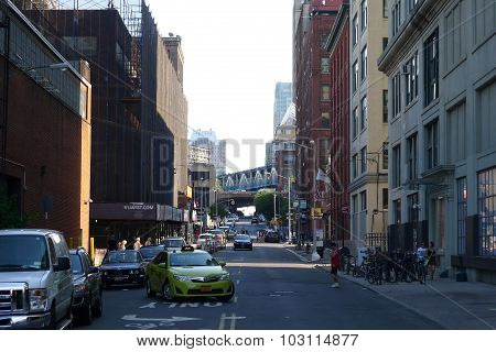 Jay Street at Brooklyn, NY