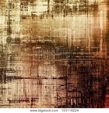 Beautiful vintage background. With different color patterns: yellow (beige); brown; gray; black