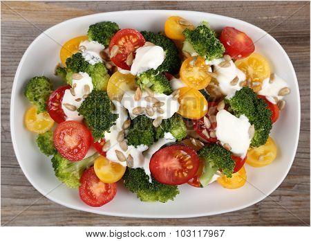 Colorful Salad.