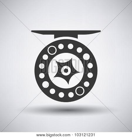 Fishing Reel Icon