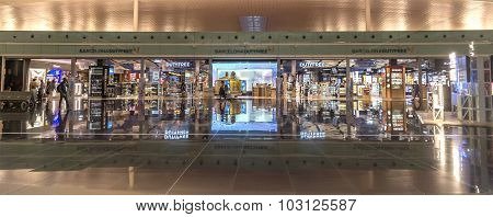 Duty Free Shop Of El Prat-barcelona Airport