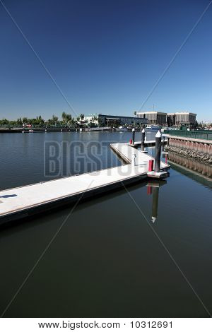 Waterfront Stockton California
