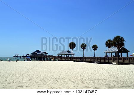 Pier 60 Clearwater Beach Florida, USA