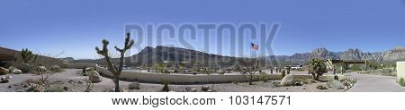 Red Rock Canyon National Conservation Area Headquarters