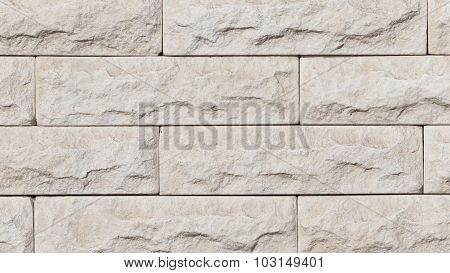 Wall Light Artificial Stone