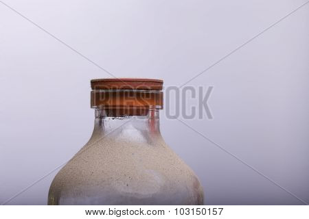 Bottle With Sand