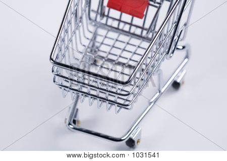 Front Of Shopping Cart