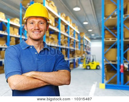 Labor In Warehouse