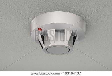 Modern Smoke Detector