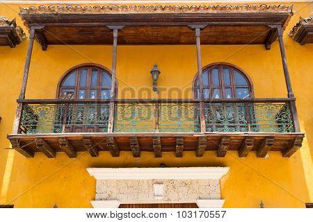 cartagena architecture