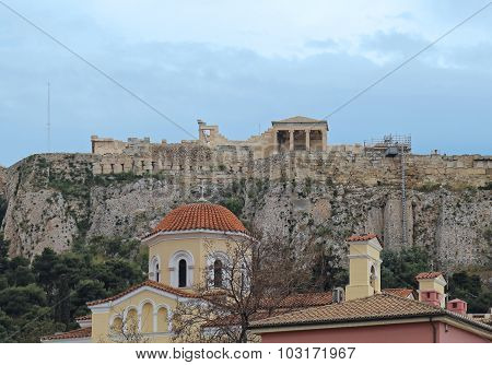 Monastiraki Architecture