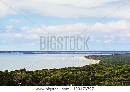 Bassin D'arcachon, Aquitaine, France