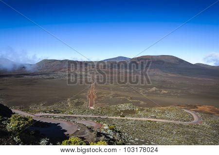 Plaine Des Sables, Reunion Island