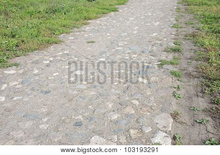 Park footpath