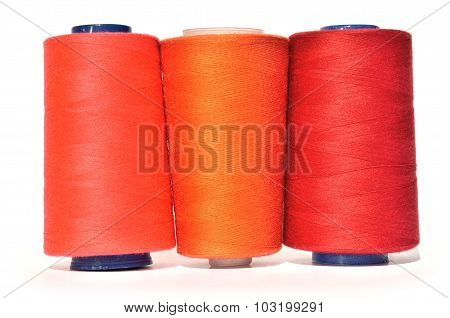 Shades Of Red Thread