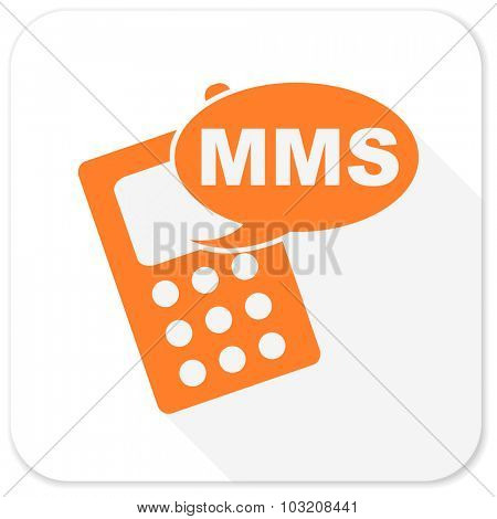 mms flat icon