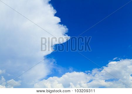 Sky And Cloud