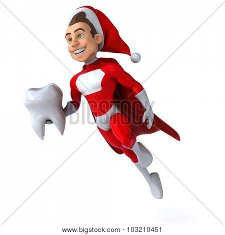 Fun Santa Claus