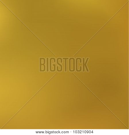 Grunge Gradient Background In Curry Yellow
