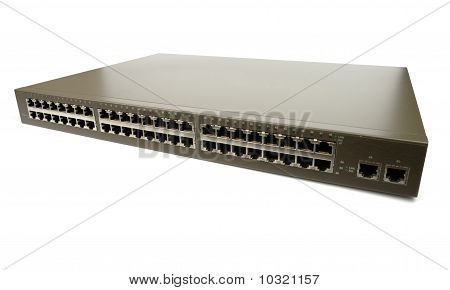 Huge Network Switch