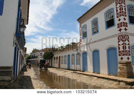 PARATY, RIO DE JANEIRO - march 16