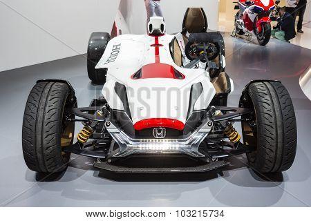 2015 Honda Project 2&4 Concept