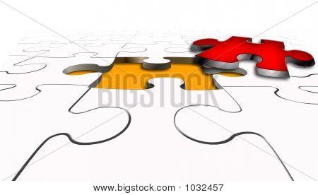 Puzzle _ Single Piece