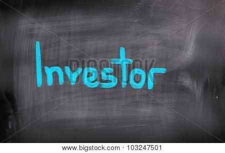 Investor Concept