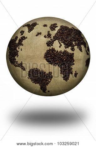 Coffee Map Atlas