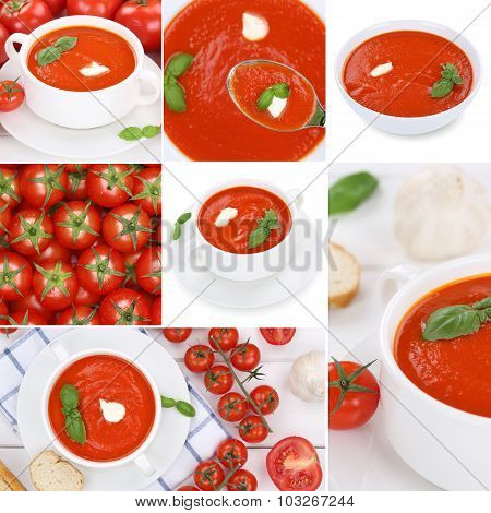 Collection Of Tomato Soup Soups With Tomatoes